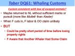 taber dq61 whaling customs3