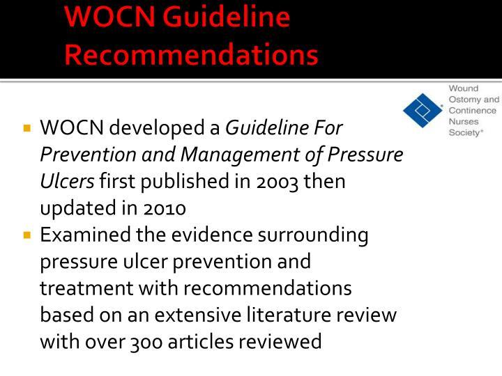 WOCN Guideline
