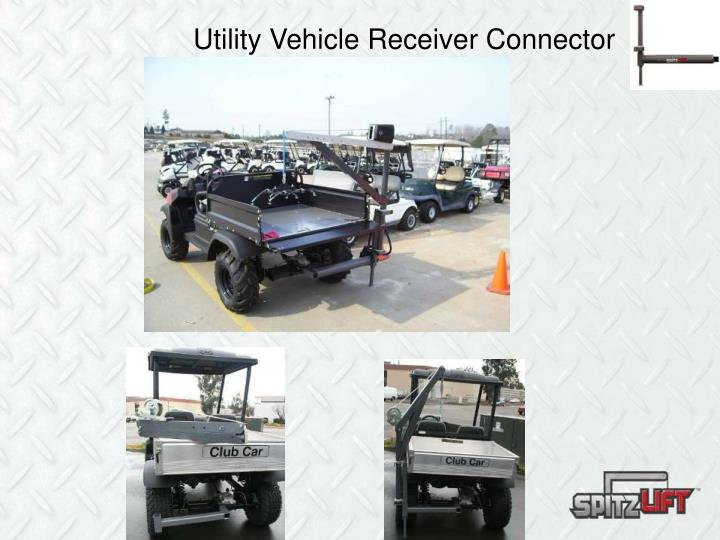 Utility Vehicle Receiver Connector