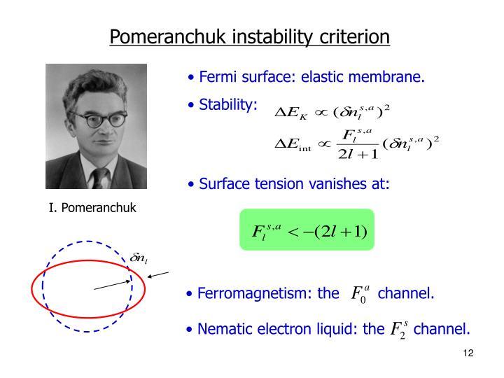Nematic electron liquid: the      channel.