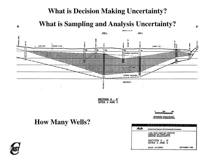 What is Decision Making Uncertainty?