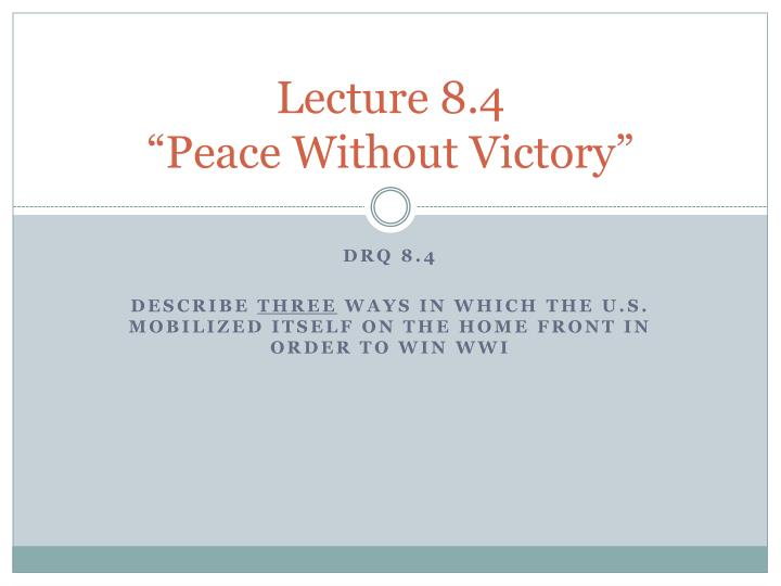Lecture 8.4