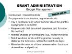 grant administration budget management4