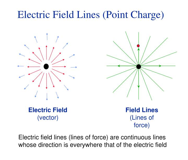 Electric Field Lines (Point Charge)