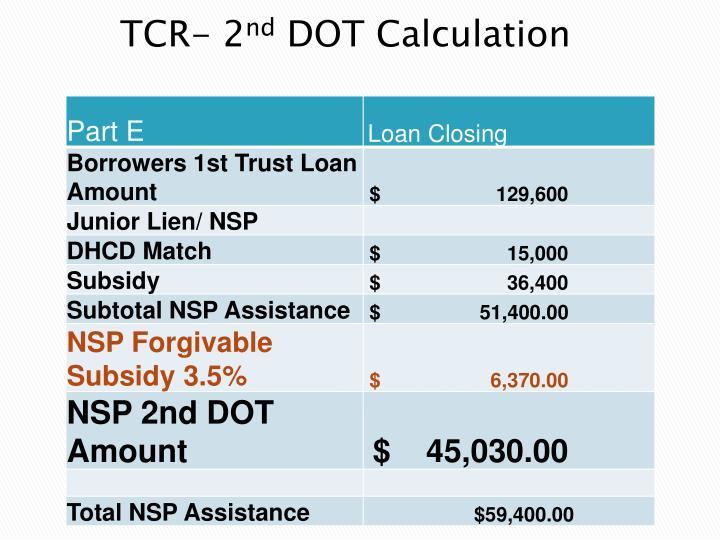 TCR- 2