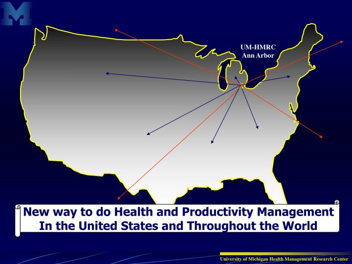 New way to do Health and Productivity Management