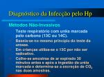 diagn stico da infec o pelo hp3