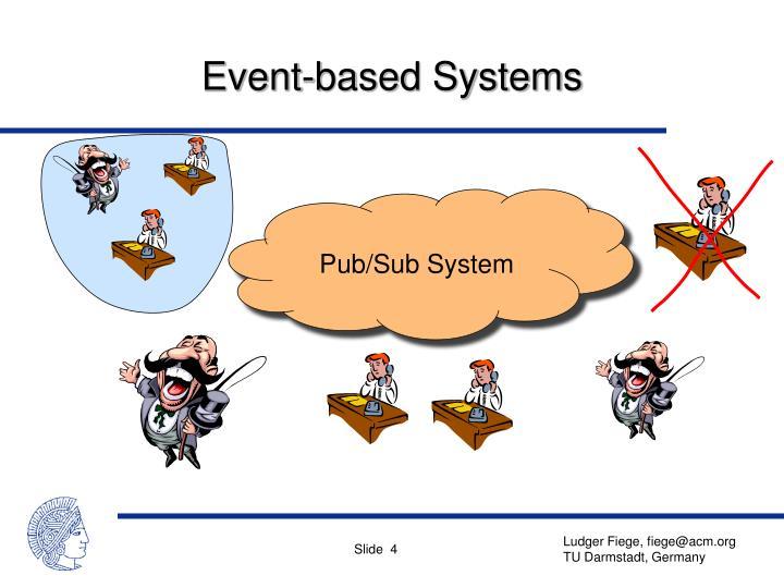 Event-based Systems
