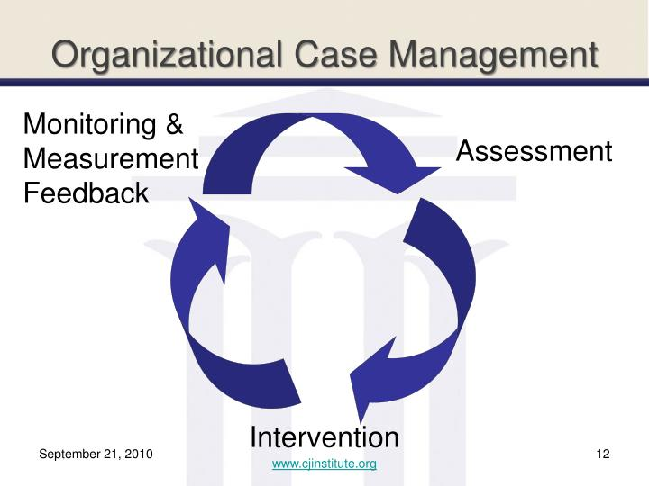 Organizational Case Management