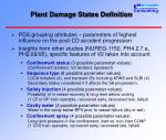 plant damage states definition