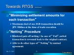 towards rtgs continued1