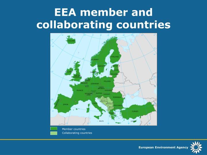 EEA member and