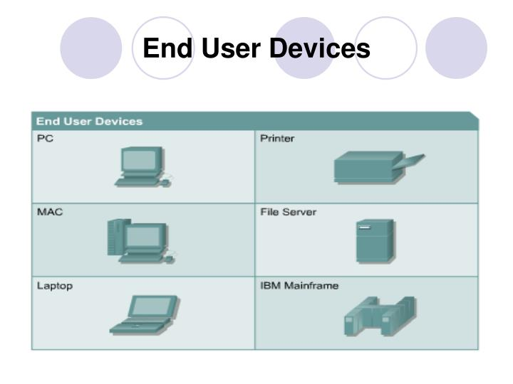End User Devices