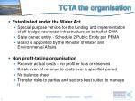 tcta the organisation
