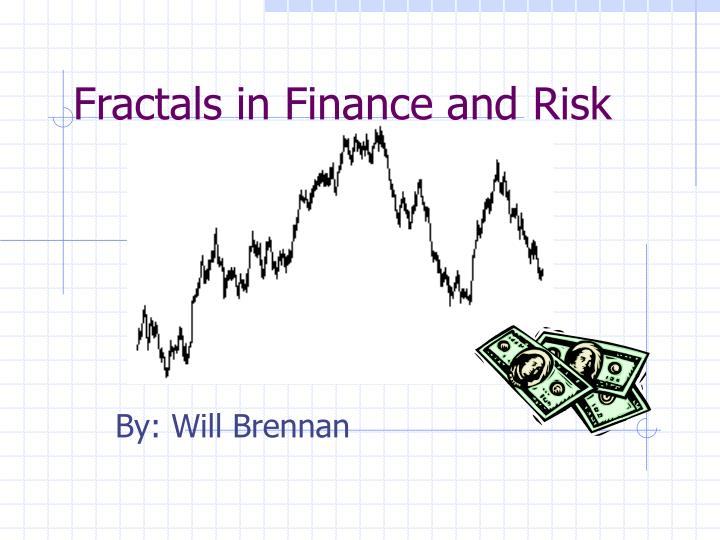 fractals in finance and risk n.