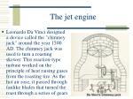 the jet engine1