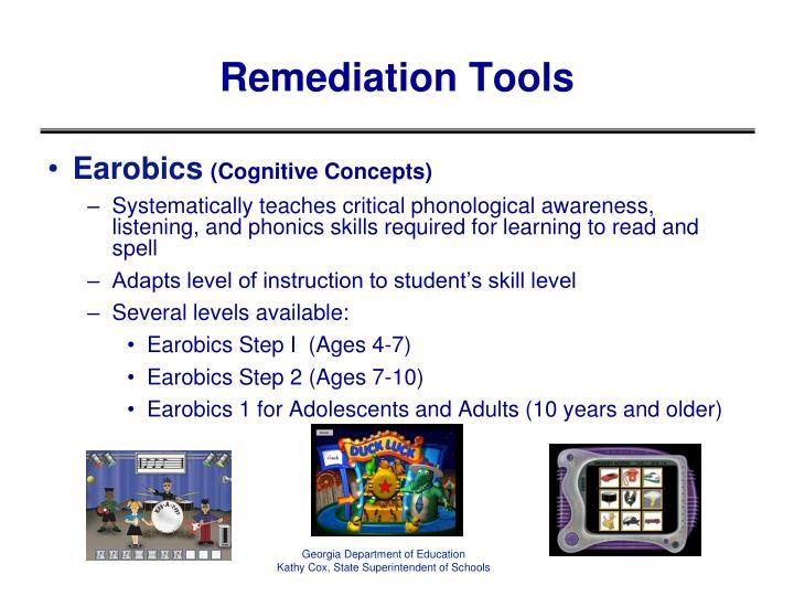 Remediation Tools