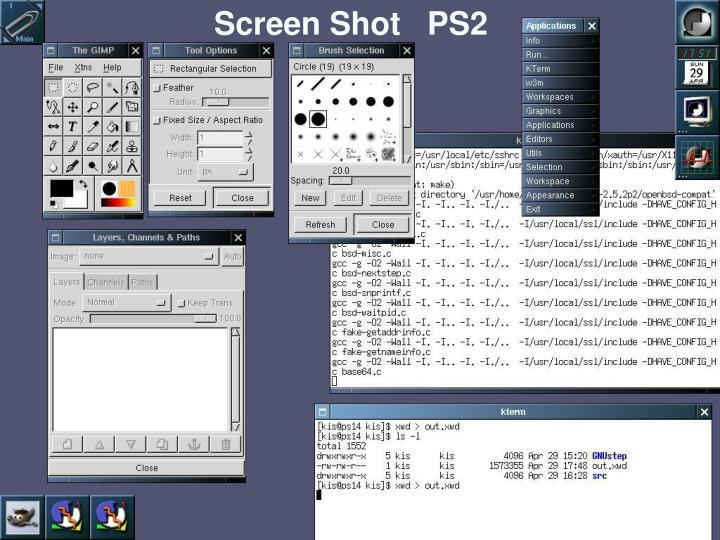 Screen Shot   PS2