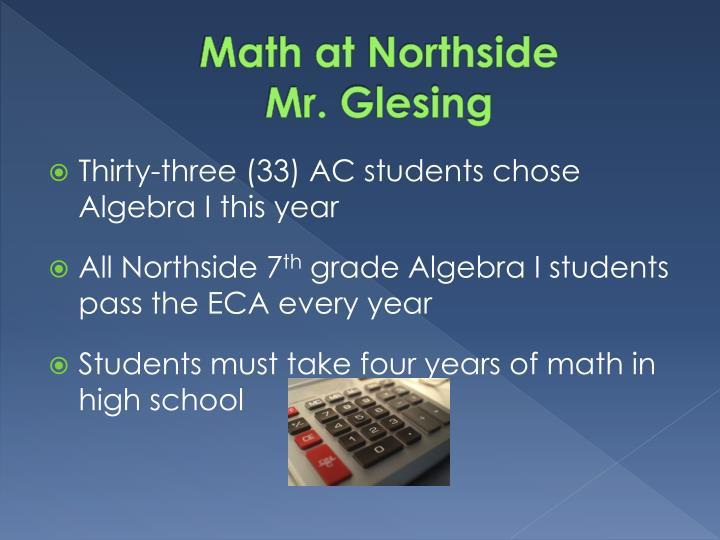 Math at