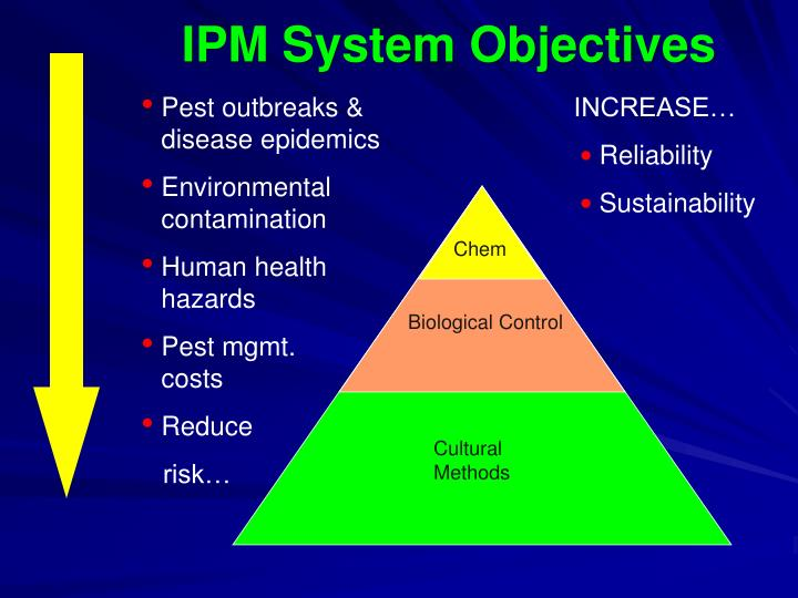 IPM System Objectives