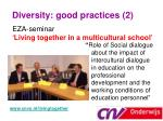 diversity good practices 2