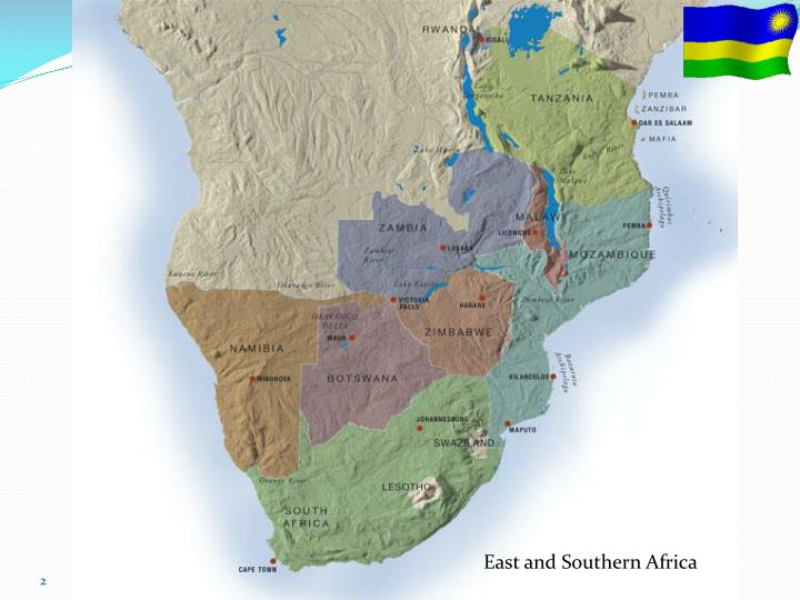 East and Southern Africa