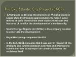 the eko atlantic city project eacp