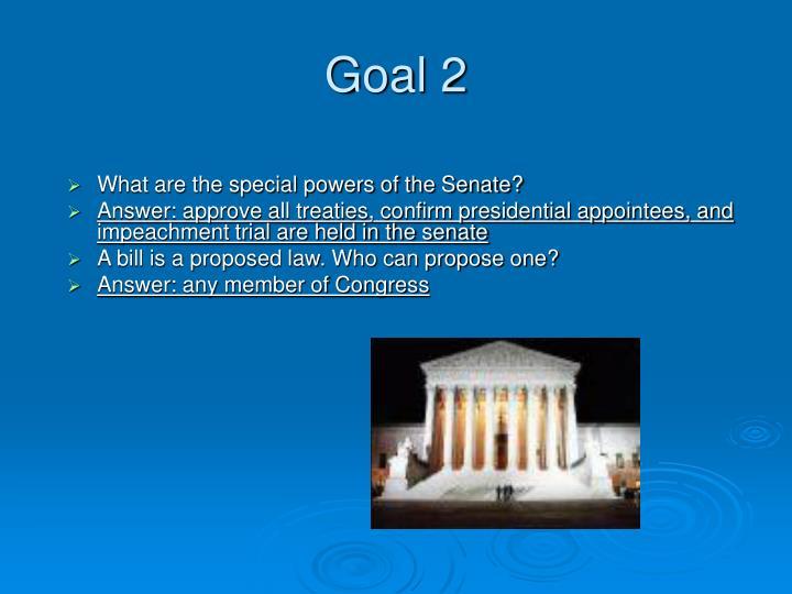 Goal 2