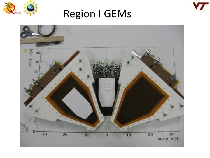 Region I GEMs