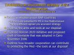 establishing an environment strategy in the mediterranean commission communication com 2006 475