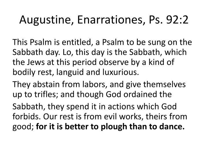 Augustine,