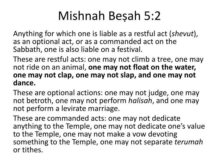 Mishnah be ah 5 2