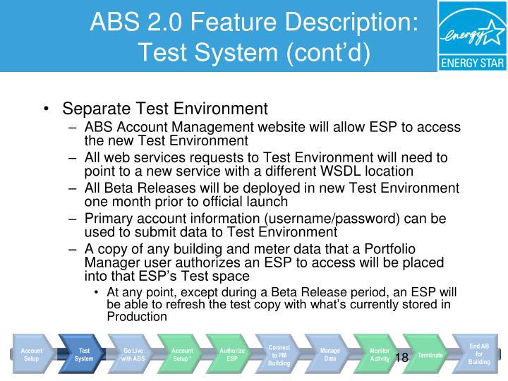 ABS 2.0 Feature Description: