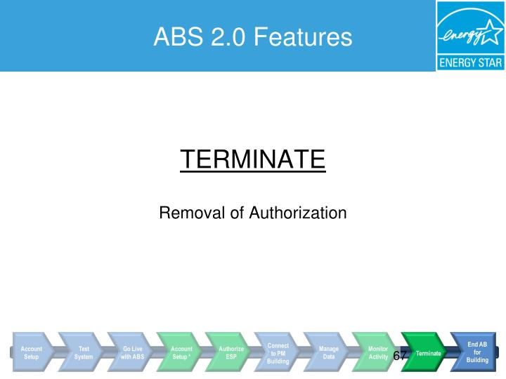 ABS 2.0 Features