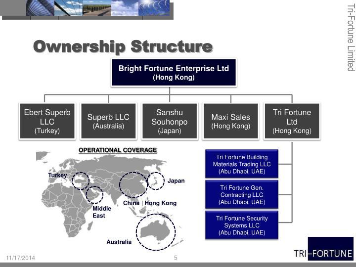 Tri Fortune Building Materials Trading LLC