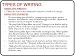 types of writing6