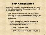 evpi computation4