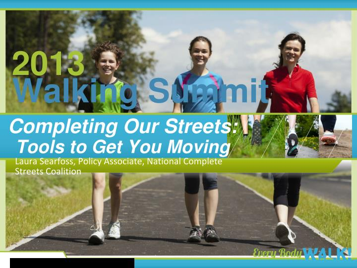 completing our streets tools to get you moving