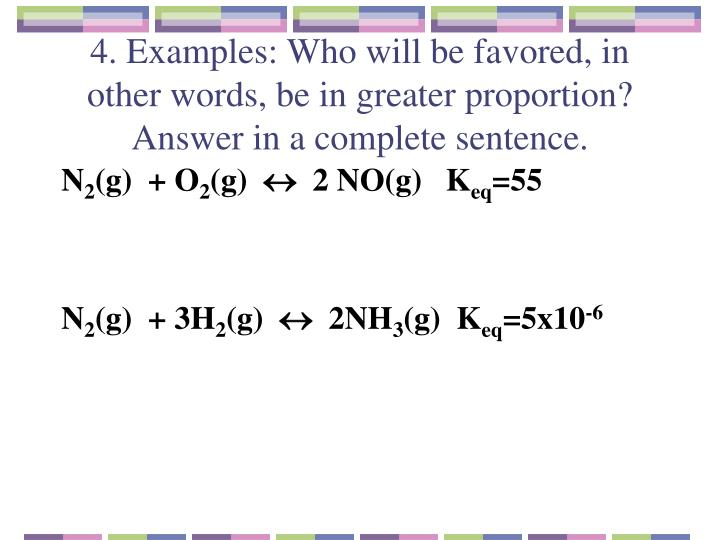 4. Examples: Who will be favored, in other words, be in greater proportion?  Answer in a complete sentence.
