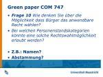 green paper com 7472