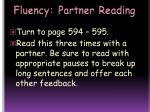 fluency partner reading1