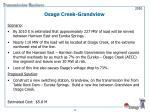 osage creek grandview