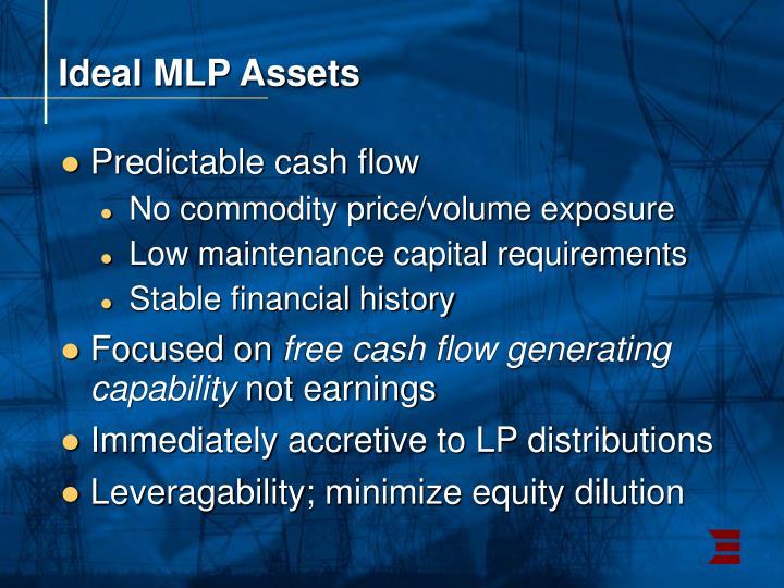 Ideal MLP Assets