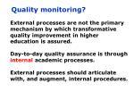 quality monitoring1