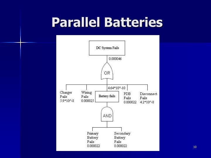 Parallel Batteries