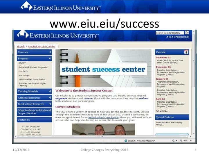 www.eiu.eiu/success