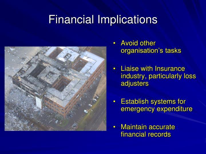 Avoid other organisation's tasks