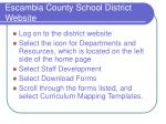 escambia county school district website www escambia k12 fl us