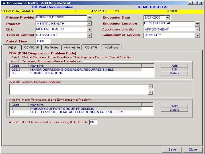 BH GUI Screenshot
