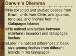 darwin s dilemma1
